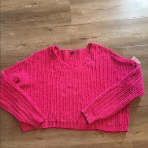 Wild Fable Pink Sweater SALE